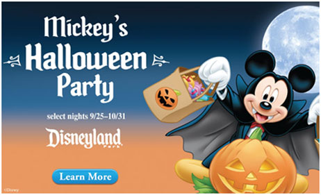 Mickey's Halloween Party 2015