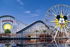 Disneyland Park & California Adventure