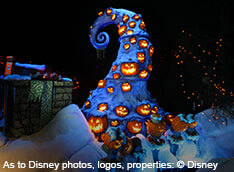 Halloween Time at the Disneyland