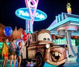 Disneyland Park Hopper at Knights Inn Anaheim